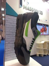 As this concept model demonstrates, 3D printing enables sports brands to add significant value to their promotional and marketing campaigns to draw...